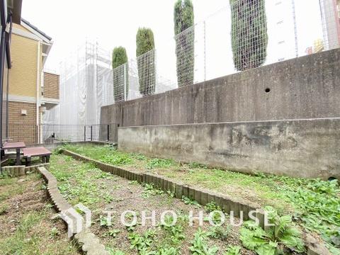 お庭スペース