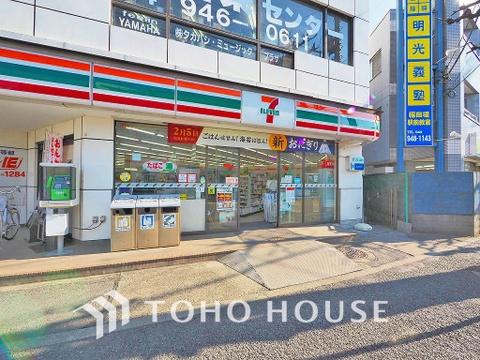 セブンイレブン 京王稲田堤駅前店 距離280m