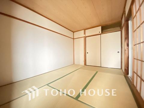 1階と2階に和室があります