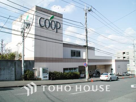 ユーコープ竹山店 距離650m