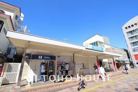 小田急小田原線「向ヶ丘遊園」駅 距離950m