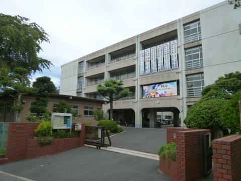 川崎市立野川中学校 距離900m