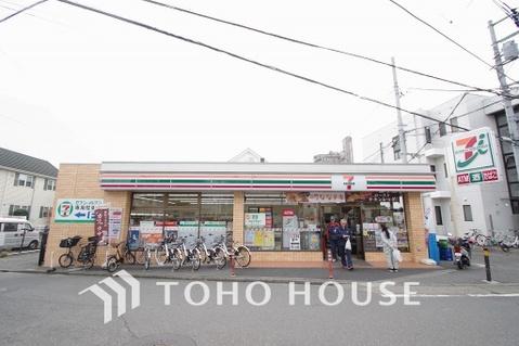 セブンイレブン 川崎ガス橋通り店 距離600m