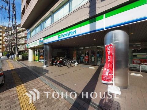 ファミリーマート 川崎多摩病院前店 距離1200m