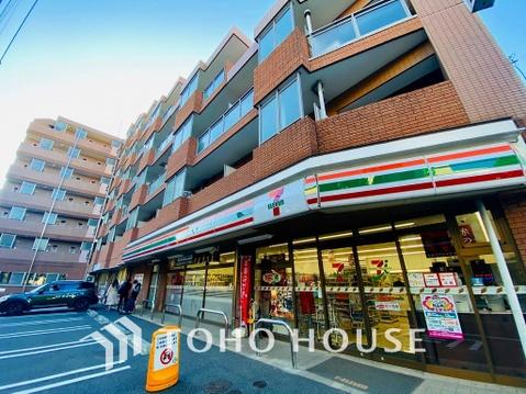 セブン-イレブン 調布富士見2丁目店 距離550m