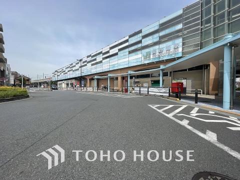 JR南武線「矢野口」駅 距離960m