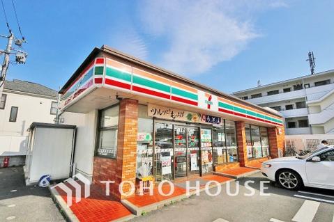 セブンイレブン 調布野川大橋南店 距離750m