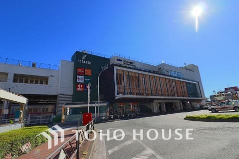 京王線「つつじヶ丘」駅 距離800m