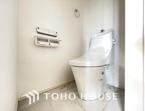 お手洗いは2か所にあります