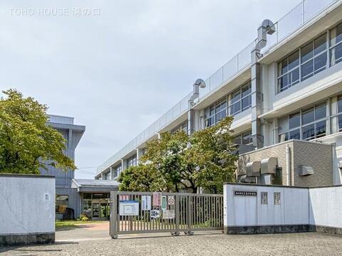 世田谷区立奥沢中学校 距離770m