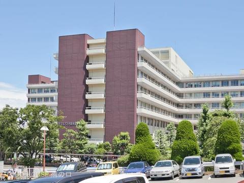 聖マリアンナ医科大学病院 距離2810m