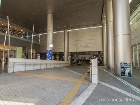 東急田園都市線「二子玉川」駅 距離1200m