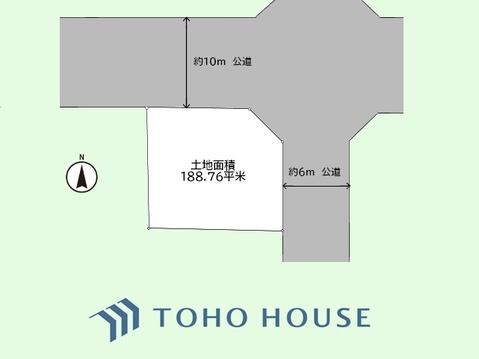土地面積188.76平米
