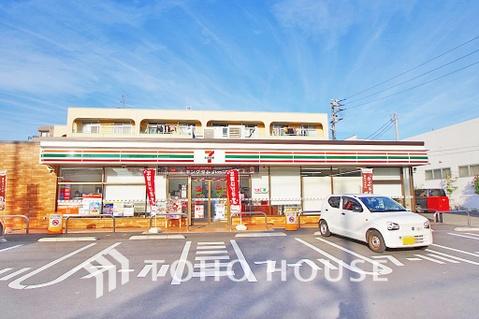 セブンイレブン 川崎宿河原店 距離1000m