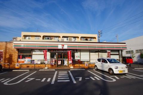 セブンイレブン川崎宿河原店 180m