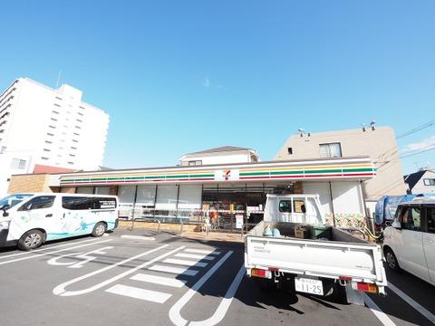 セブンイレブン 世田谷船橋7丁目店 距離200m