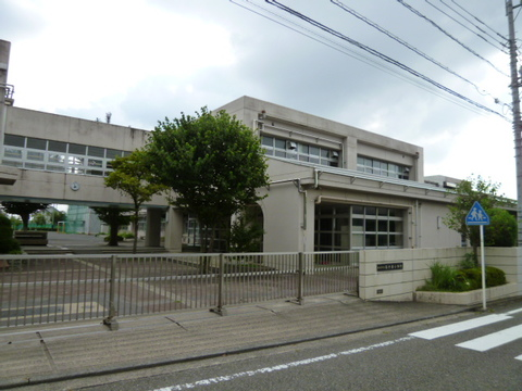 荏子田小学校  1200m