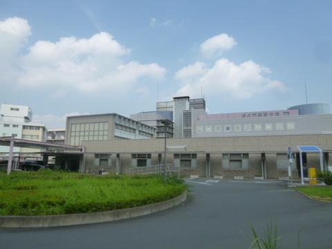 虎の門病院分院 距離850m