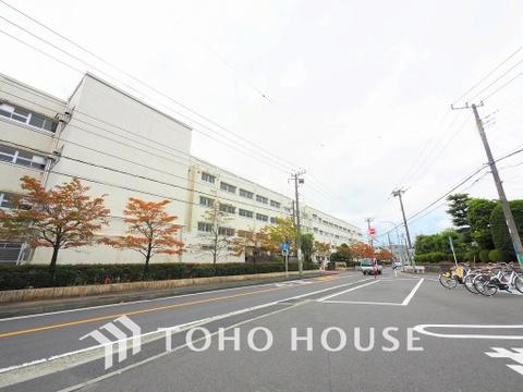 横浜市立新田中学校 距離600m