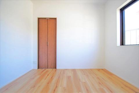 洋室約5.0帖収納スペース