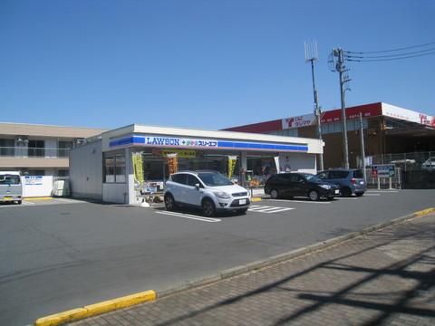 ローソン川崎北部市場店 距離450m