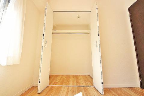 洋室約5.1帖収納スペース