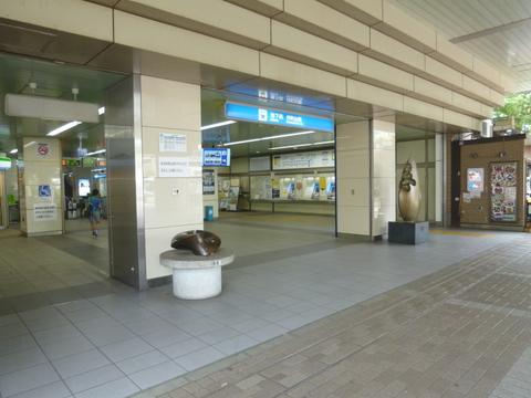 地下鉄グリーンライン「仲町台」駅 距離約700m