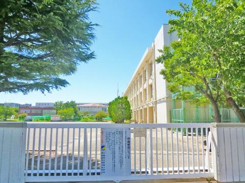 川崎市立新城小学校 距離56m