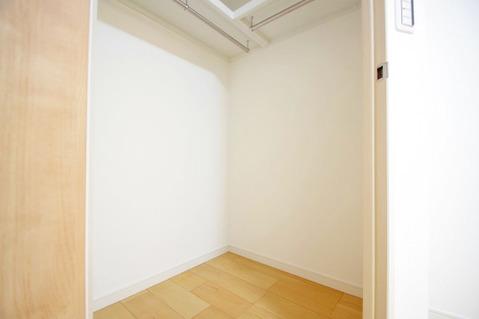 7.2帖洋室には大容量のWICが設けられています