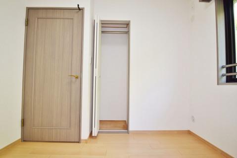 洋室約4.7帖収納スペース