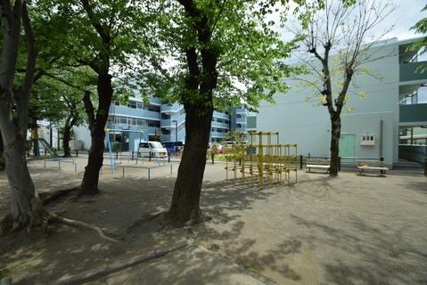 中野島第三公園 距離70m