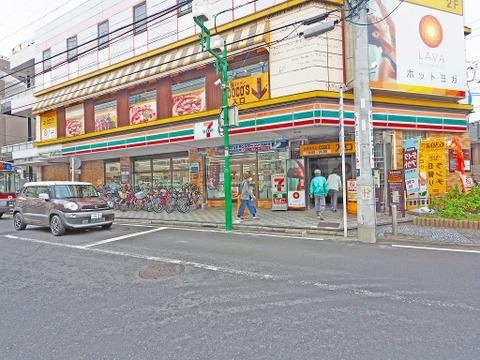 セブンイレブン綱島西3丁目店 距離100m