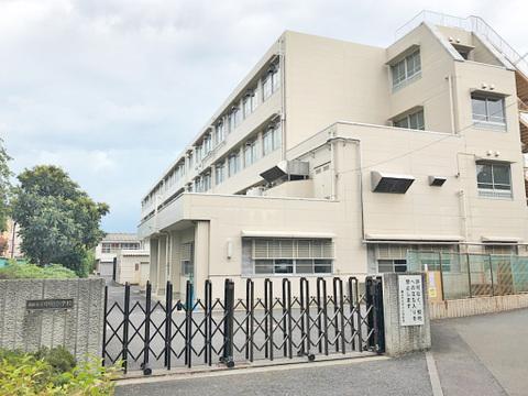 横浜市立中川小学校 480m