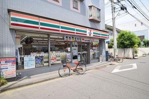 セブンイレブン刈宿店 450m