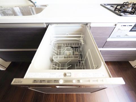 嬉しい食洗機付き