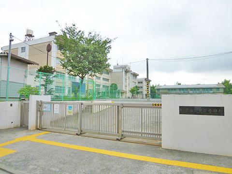 川崎市立犬蔵中学校 距離1200m