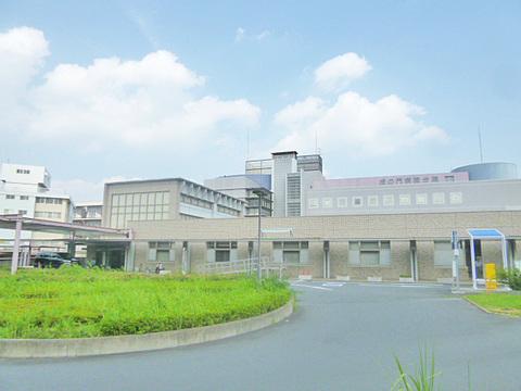 虎の門病院分院 距離950m