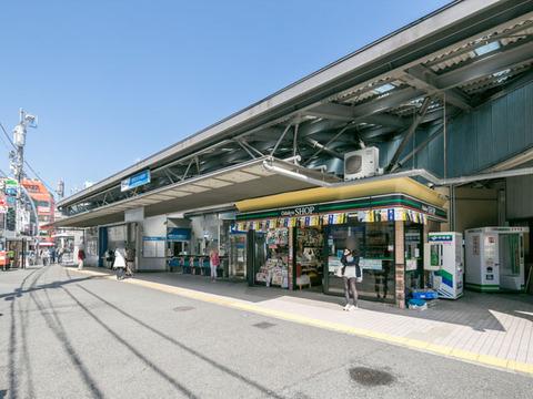 読売ランド前駅 距離220m