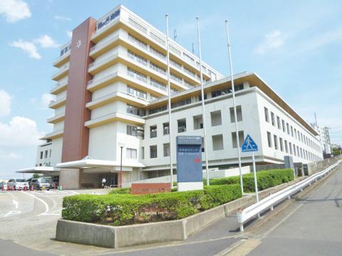 昭和大学藤が丘病院 距離850m