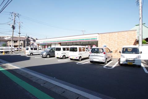 セブンイレブン川崎上小田中1丁目店 距離350m