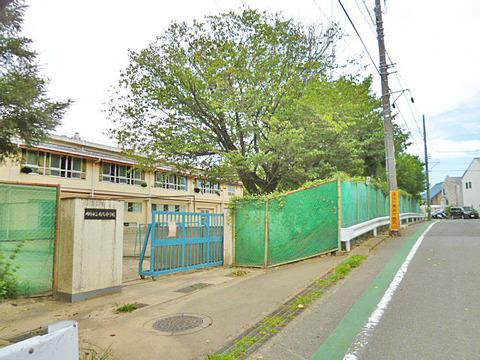 川崎市立有馬中学校 距離880m