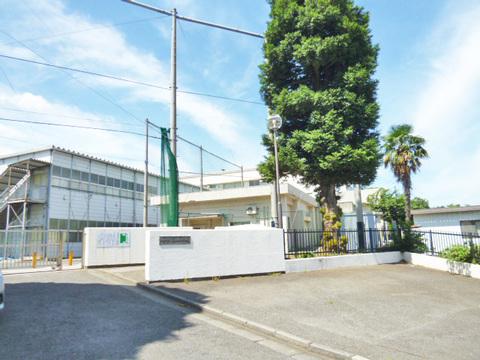 横浜市立高田小学校 距離1100m