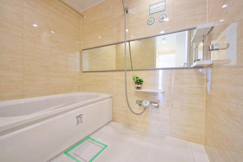 追い焚き機能つきのバスルームでついつい長風呂に