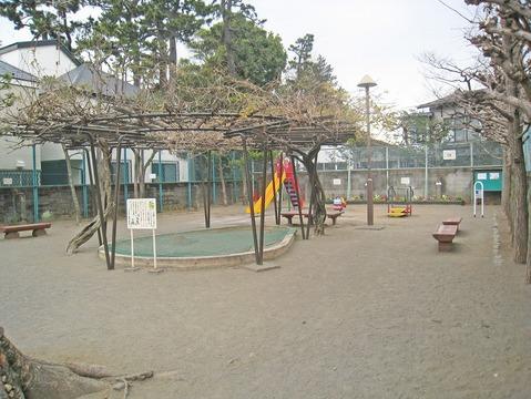 東玉川公園 距離750m