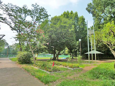 宮崎第四公園 距離560m