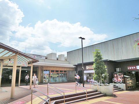 東急田園都市線「市が尾」駅 距離80m