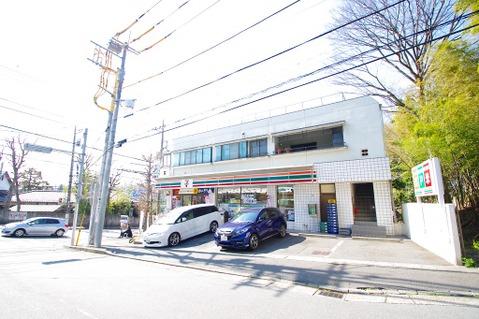 セブンイレブン川崎土橋店 距離650m
