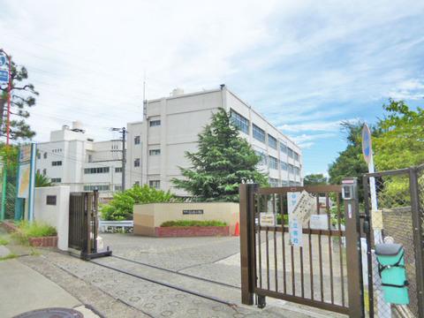 横浜市立美しが丘小学校 距離350m