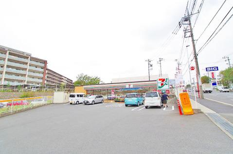 セブンイレブン 川崎犬蔵3丁目店 距離1500m