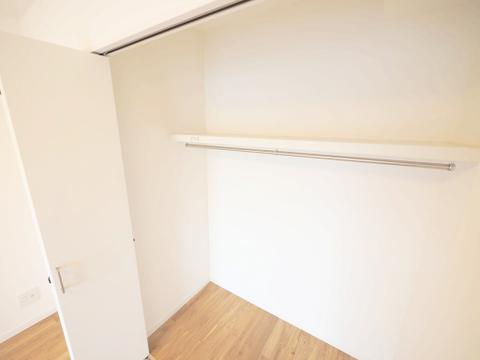 洋室約5.0帖 収納